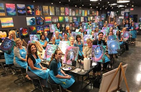 paint with twist in plano painting with a twist plano tx events defendbigbird