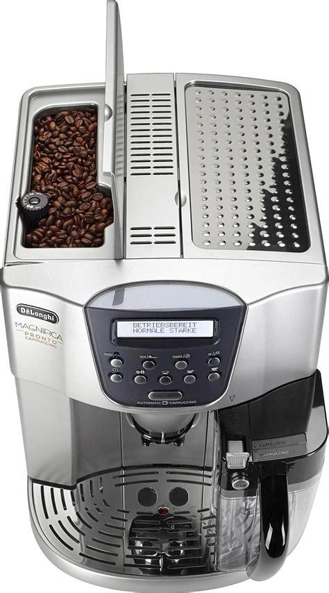 delonghi kaffeevollautomat esam  integrierter
