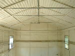 Cost Of Building A Pole Barn House Spray Foam Insulation In Orlando Will Lower Your Utilities