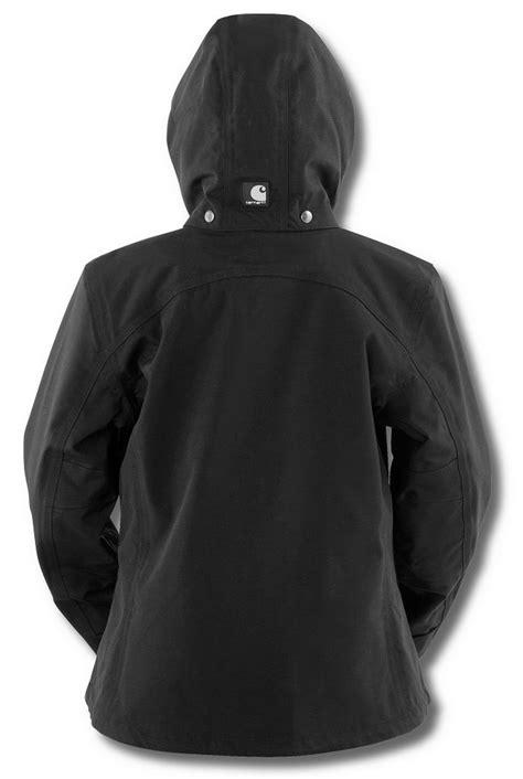 Carhartt Women's Waterproof Breathable Jacket, WJ002
