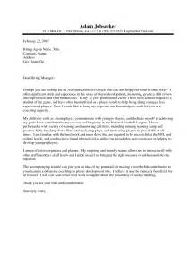 Essay Cover Letter Sle by Coaching Resume Sales Coach Lewesmr