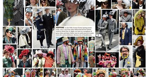 New York Times Style Section Sunday by Idiosyncratic Fashionistas We Re In Bill Cunningham S