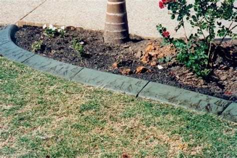 Landscape Edging Machine Kwik Kerb How It All Began With Landscape Edging And