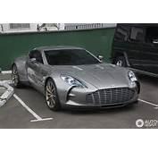 Aston Martin One 77  17 May 2016 Autogespot