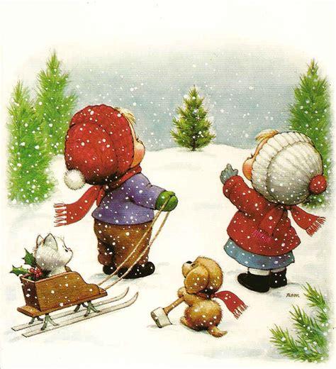 imagenes tiernas para navidad navidad ruth morehead