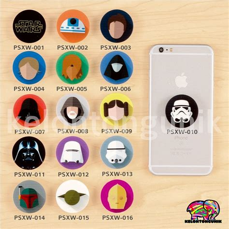 Popsockets Popsocket Pop Sockets Pop Socket Murah 13 Jual Wars Popsockets Popsocket Ring Hp Phone