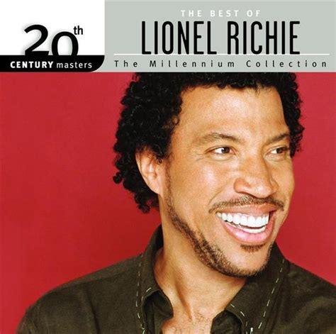 lionel richie best lionel richie the best of lionel richie 20th century
