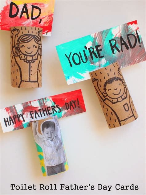 Fathers Day Paper Crafts - 25 father s day craft and gift ideas for