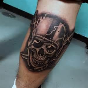 40 oakland raiders tattoos for men football ink design ideas