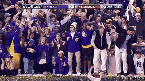 lsu student section corso picks lsu to win it all page 3 tigerdroppings com