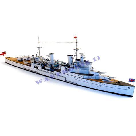Battleship Papercraft - battleship promotion shopping for promotional
