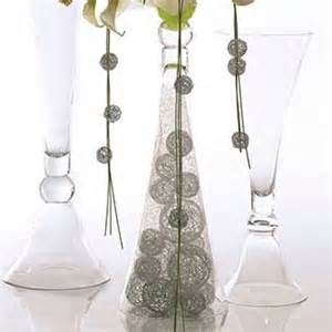 clarinet vase 9 quot x24 quot clear floral supply syndicate