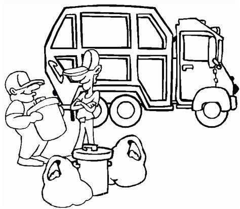 Coloriage Camion Poubelle Dessin 224 Imprimer Sur Coloriages Dessin Coloriage Camion Poubelle L