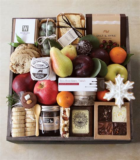 gourmet gifts gourmet gift crates from winston flowers an ultra