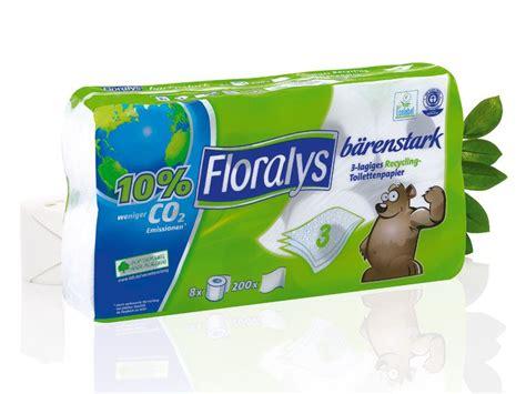 Toilet Paper Lidl by Floralys Recycling Toilettenpapier 3 Lagig Lidl