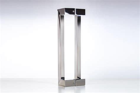 Kupingan Set Bracket Tiger Chrome shower door handles standard hinge shower door
