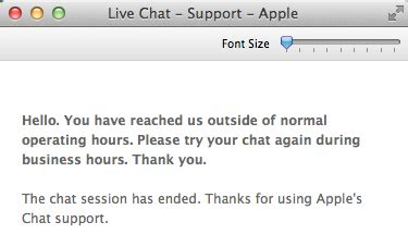 apple live chat apple launches redesigned applecare website with 24 7 live