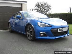 Subaru Brz Used Object Moved