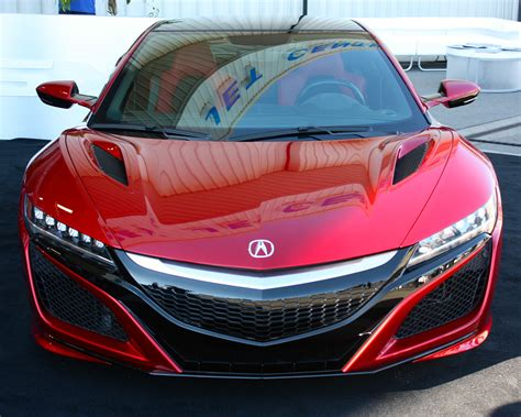 2016 acura nsx picture 643657 car review top speed