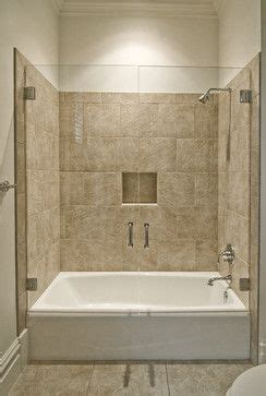 bathtub and shower ideas 17 best ideas about tub shower combo on pinterest