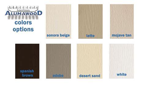 alumawood colors alumawood colors alumawood