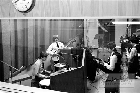 Chicago Il Records The Rolling Stones Recording At Chess Records Studio Chicago Il June 1964 1 Bob