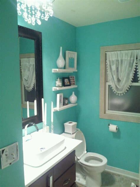 tiffany blue bathroom ideas jenny s tiffanys bathroom apartment dorm ideas pinterest