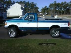 1995 Ford Truck Classic 1995 Ford F 150 250 350 Xlt 7 5l 4x4 Up