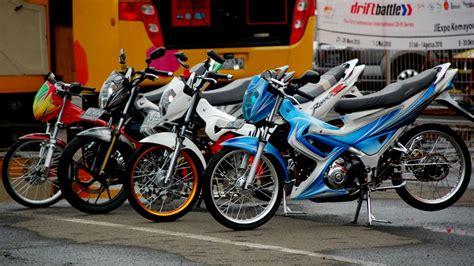 modifikasi satria fu top 9 foto modifikasi motor suzuki satria fu 150