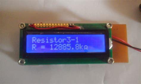 kapasitor seperti resistor harga esr digital meter jual murah alat test komponen elektronik servicesparepart