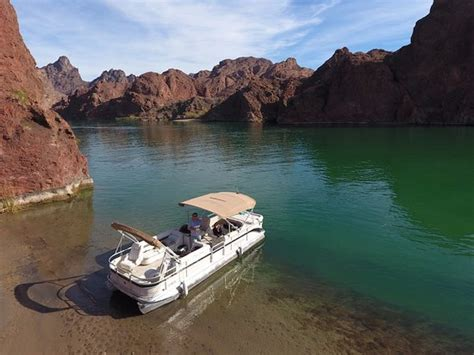 lake havasu boat rental reviews topock gorge by pontoon from rentals on the beach at
