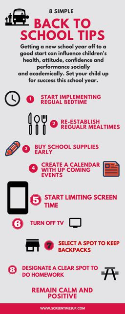 8 Tips On Friends In High School by 8 Simple Back To School Tips Screen Time Squish