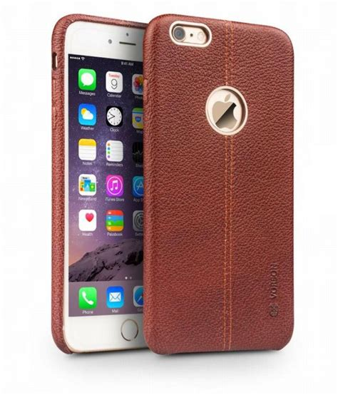 Ipaky Iphone 5 5s Diskon apple iphone 5s ipaky cover brown plain back covers