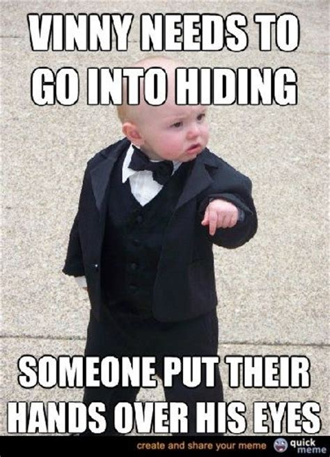 Baby Godfather Meme - baby godfather again the junk drawer pinterest