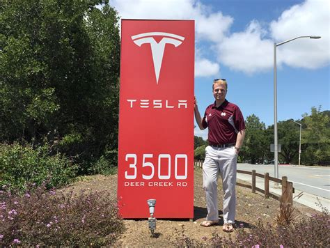 tesla summer internships bagley student begins highly competitive tesla internship