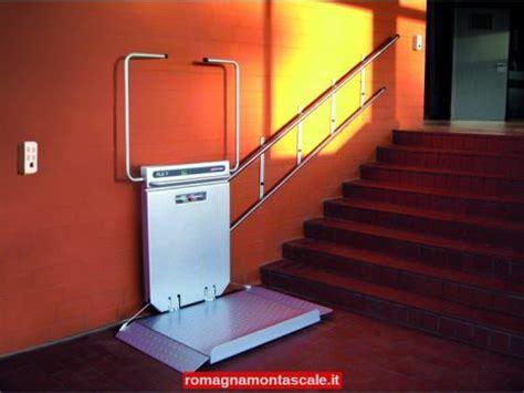 pedana montascale montascale e soluzioni mobilit 224 by romagna montascale