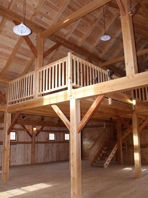 barn style loft amazing home pinterest barn