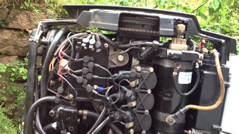 wiring diagram for 115 mercury outboard motor wiring