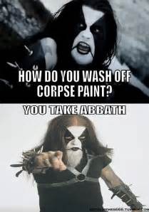 Black Metal Meme - black metal meme silly metal memes pinterest