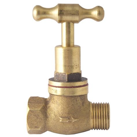 kinetic 15mm brass t stop f m bunnings