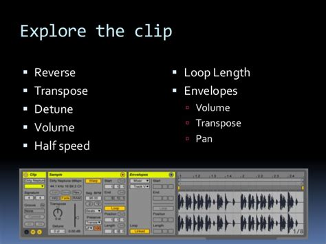 lesson 1 beat in ableton live 9 by the
