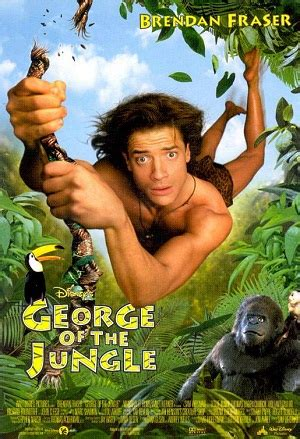 george of the jungle biggest swing george of the jungle film tv tropes