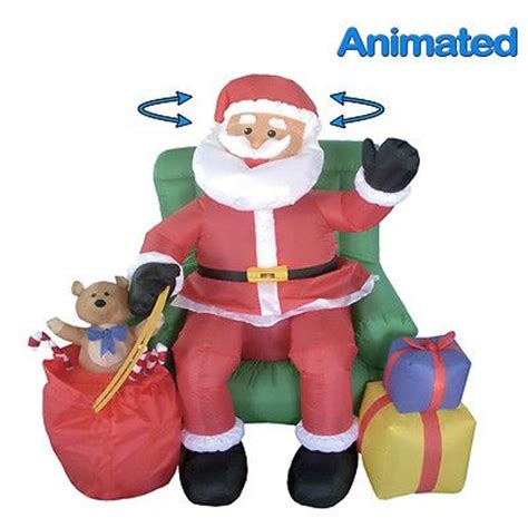 Home Depot Inflatable Outdoor Christmas Decorations by Christmas Inflatables On Clearance Clearance Sale