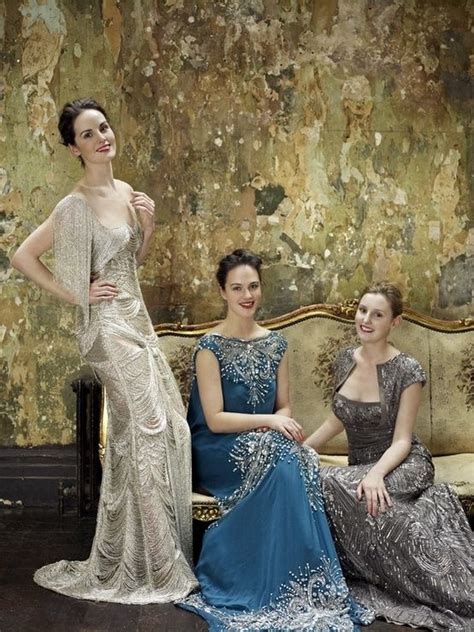 Downton Wardrobe downton fashion gorgeous gowns