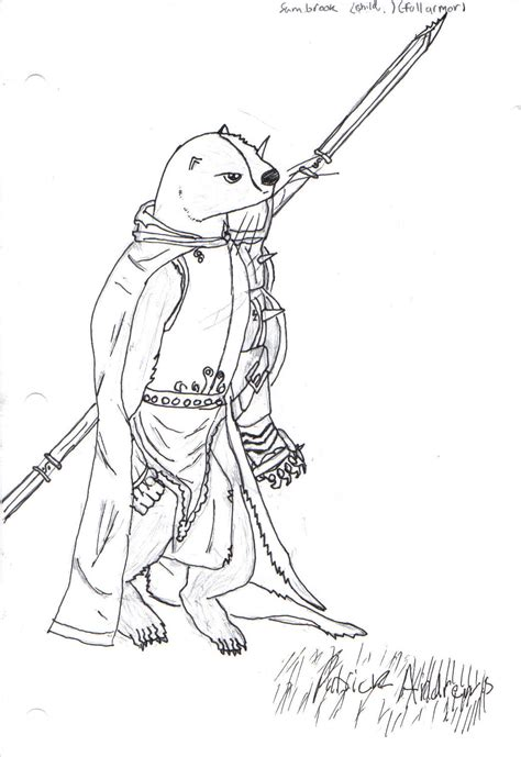 redwall coloring pages coloring page cartoon