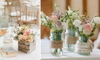 Decoracion de bodas arreglos florales para centros de mesa