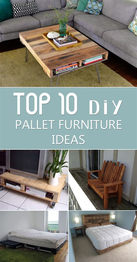 27 best outdoor pallet furniture ideas and designs for 2017 top 10 diy pallet furniture ideas my decor home decor ideas