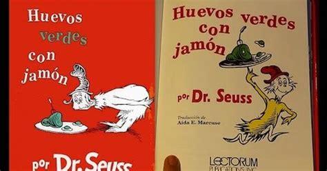 libro dr seuss qu animal huevos verdes con jam 243 n por dr seuss libro leido en youtube cuentos spanish
