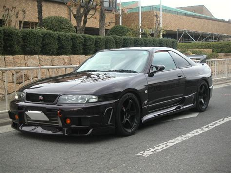1995 Nissan Skyline R33 GTR HKS GT2530