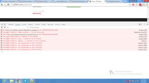 magento layout add js after magento javascript error after changing the base url and